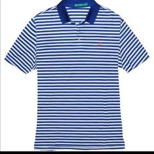 SOUTHERN TIDE Roster Stripe Polo Shirt